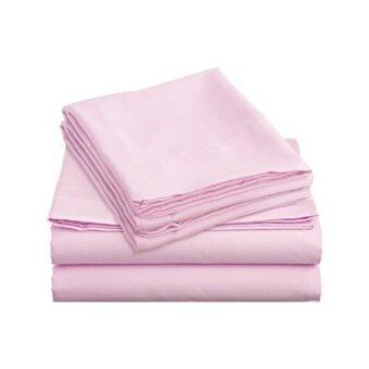 Allertex ชุดผ้าปูเตียงคู่กันไรฝุ่น 6 ฟุต