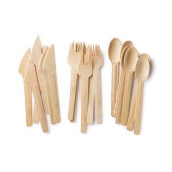 Bambu Spoon + Fork