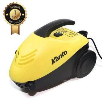 Kanto เครื่องฉีดน้ำแรงดันสูง 120 บาร์ รุ่น KT-PW-ECO พร้อม Car Cleaning Set