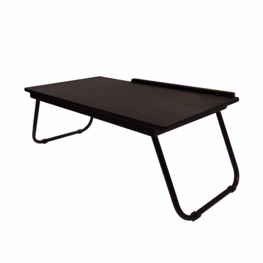 สินค้าแนะนำIndex Living Mall โต๊ะวางแล็ปท๊อปพับได้ - สีดำ ไม่แพง
