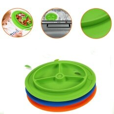 Kids One Piece Silicone Placemat Plate Dish Food Tray Table Mat For Baby Toddler - Intl ราคา 437 บาท(-65%)