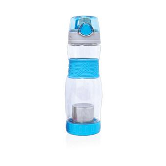 Koorkinoor ขวดน้ำดื่มสำหรับชงชา รุ่น HTE621 (สีฟ้า)