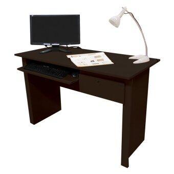 โต๊ะคอมพิวเตอร์ Lara - รุ่น BIM-774 สีโอ๊ค