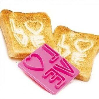 Love On Toast! Toast Stamp - intl