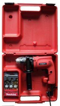 MAKTECสว่านไฟฟ้า รุ่นMT811KX 1 (เเดง)