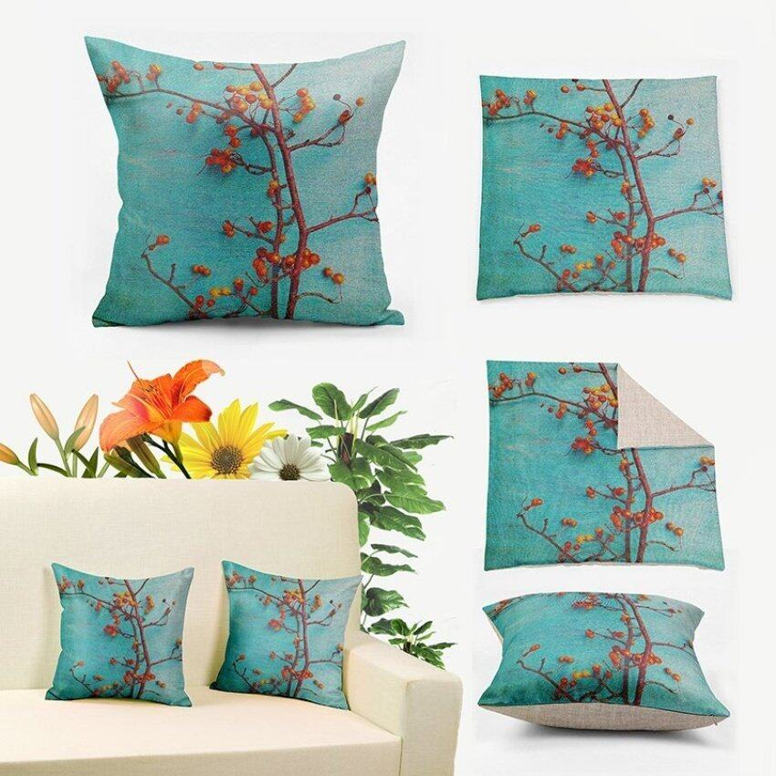 Mature Fruit Turquoise Decorative Pillows For Couch,Cheap