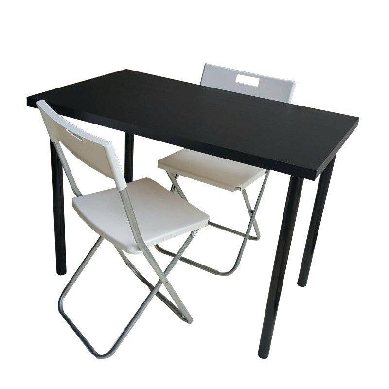 NK Furniline ชุดโต๊ะและเก้าอี้2ตัว รุ่น Coffee F2B ( ชุดที่3 )
