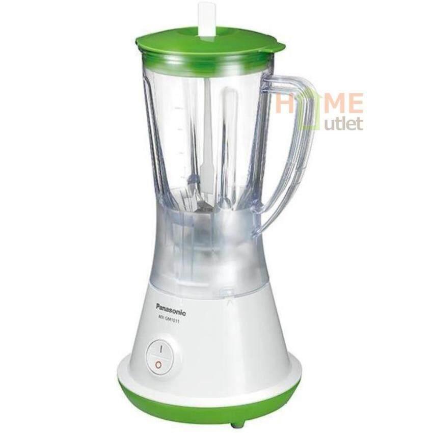 PANASONIC เครื่องปั่นน้ำผลไม้ 1 ลิตร สีเขียว รุ่น MXGM1011.G