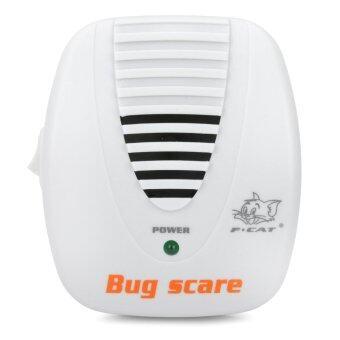 เม้าส์ Pest Repeller - White (90-250V/2-flat-pin Plug)
