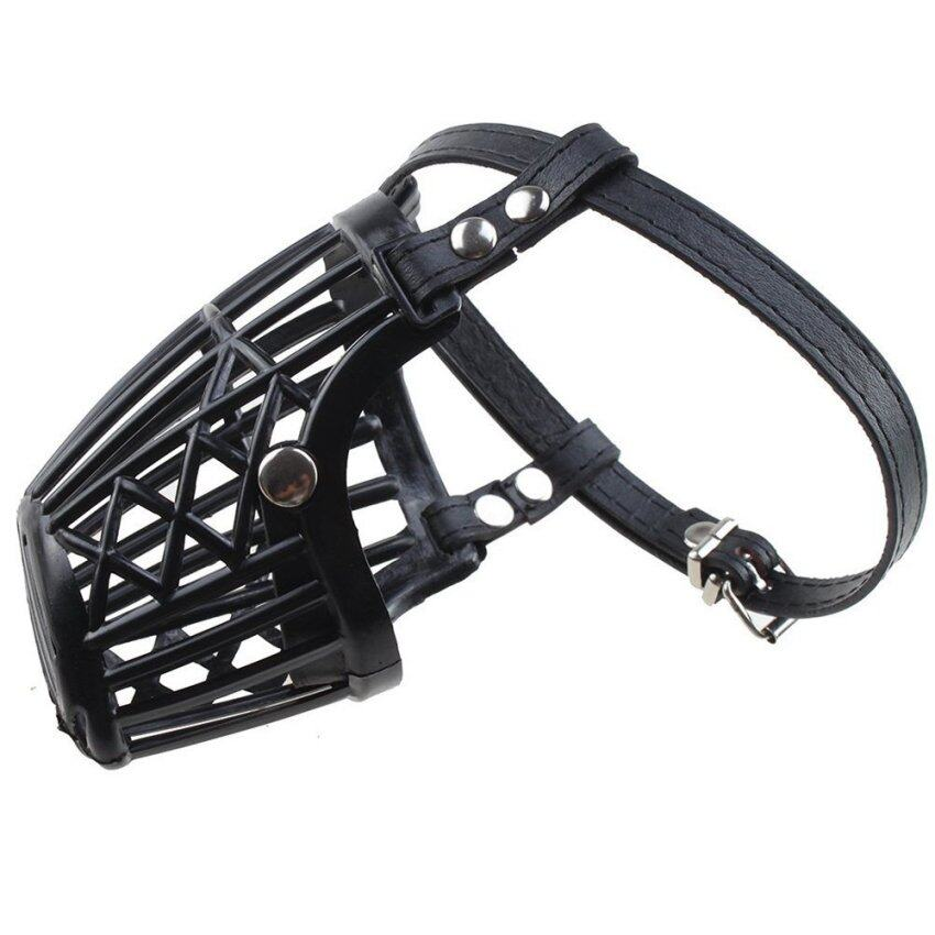 Pet Dog Muzzle Anti-bitting Mouth Cover - INTL ...