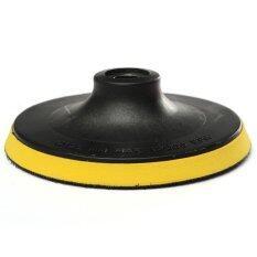 Polierteller Stützteller Schleifteller Klettteller M14 Gummi Für Poliermaschine 125mm ราคา 190 บาท(-50%)