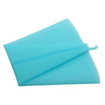 Silica gel Cake Pastry Bag Cream Decorating Icing Bag Cake Tips Tools(Intl)