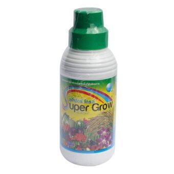 Super Grow Plant Food Super Grow อาหารเสริมสำหรับพืช 1 ลิตร (1ขวด)