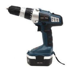 [Tool N Tool] Korea No.1 18V Cordless Hammer Drill / TNT-REX18 / Rechargeable LED / screwdriver / drill bit 6set/ cordless Hammer Drill siries - intl ส่งฟรี