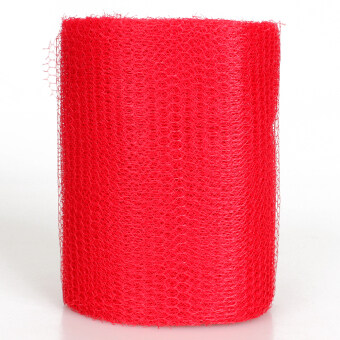 """Tulle Roll Spool 6""""x100yd Tutu Wedding Gift Craft Party Bow 6""""x300'Colours Pick(red)"""