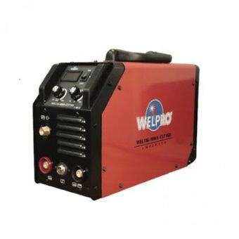 WELPRO ตู้เชื่อมหูหิ้ว3ระบบ WELTIG-MMA-CUT160 (สีแดง)