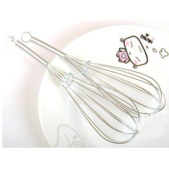 Whisk Egg Cream Mixer Design Stainless Steel Hand Stirrer Sauce Beater