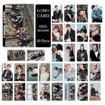 Youpop KPOP BTS Bangtan Boys WINGS YOU NEVER WALK ALONE Photo AlbumLOMO Cards New Fashion Self