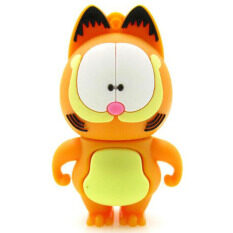32GB Full capacity cartoon Garfield usb flash drive pen drive pendrive Memory stick Card Creativo usb stick gift - Intl