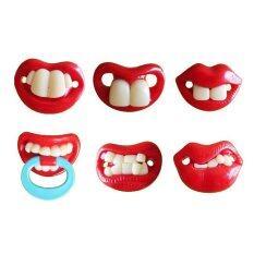 1 Pcs Baby Funny Nipple Funny Buck-Toothed Rabbit Teeth Pacifier ลดราคา