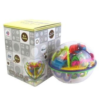299 level 3D Magic Maze Ball perplexus magical intellect ball educational toys Marble Puzzle Game perplexus balls IQ Balance toy