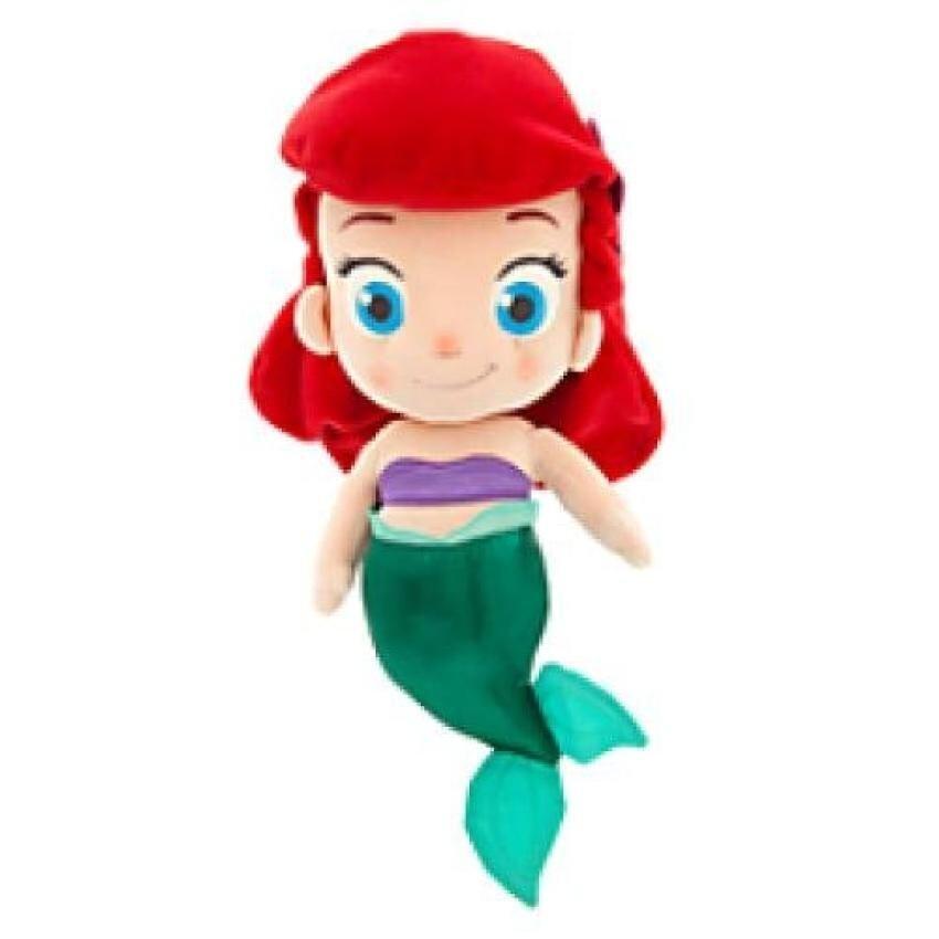 "30Cm Toddler Ariel Cinderella Plush Doll Elsa Anna Plush Doll 30Cm12"" Toy Birthday Gift - intl"