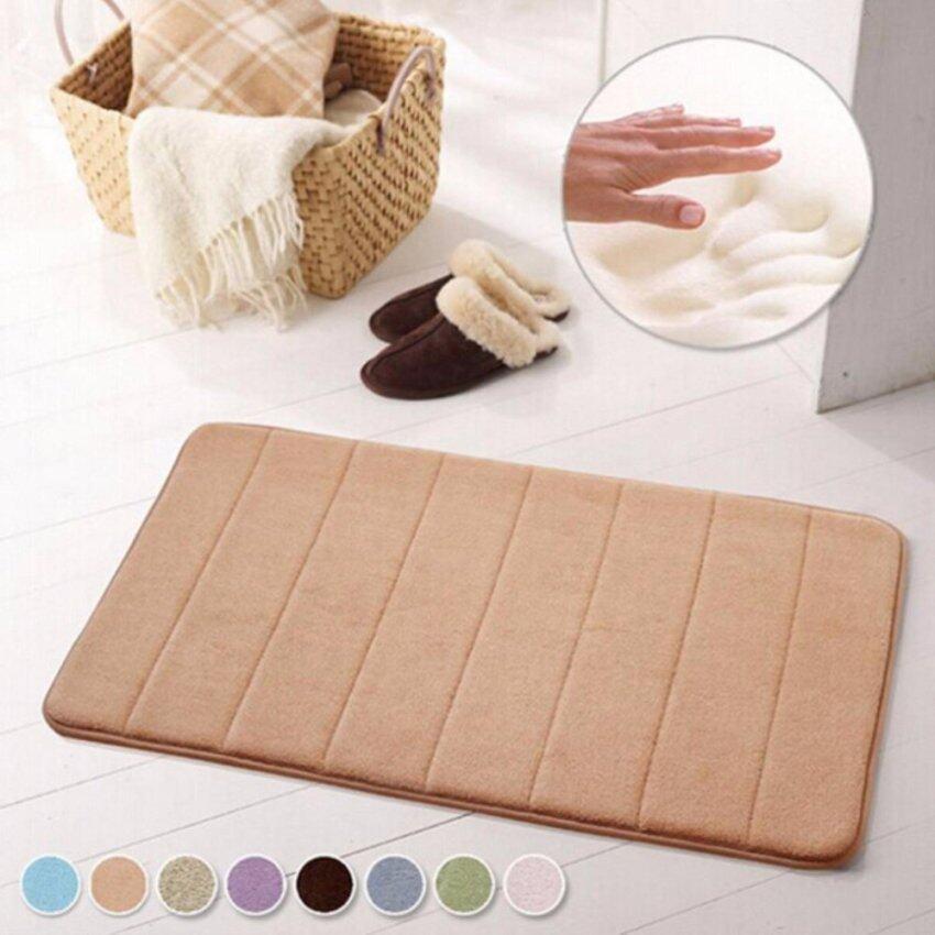 40x60cm Bathroom Soft Non-slip Mat - intl