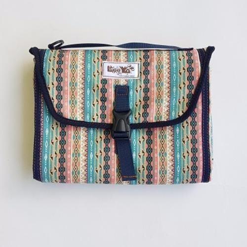 แผ่นรองเปลี่ยนผ้าอ้อม - Portable Diaper Changing Bag – ลายไทย