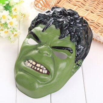Avengers Incredible Hulk Mask Halloween Christmas Party Cosplaycostume - intl