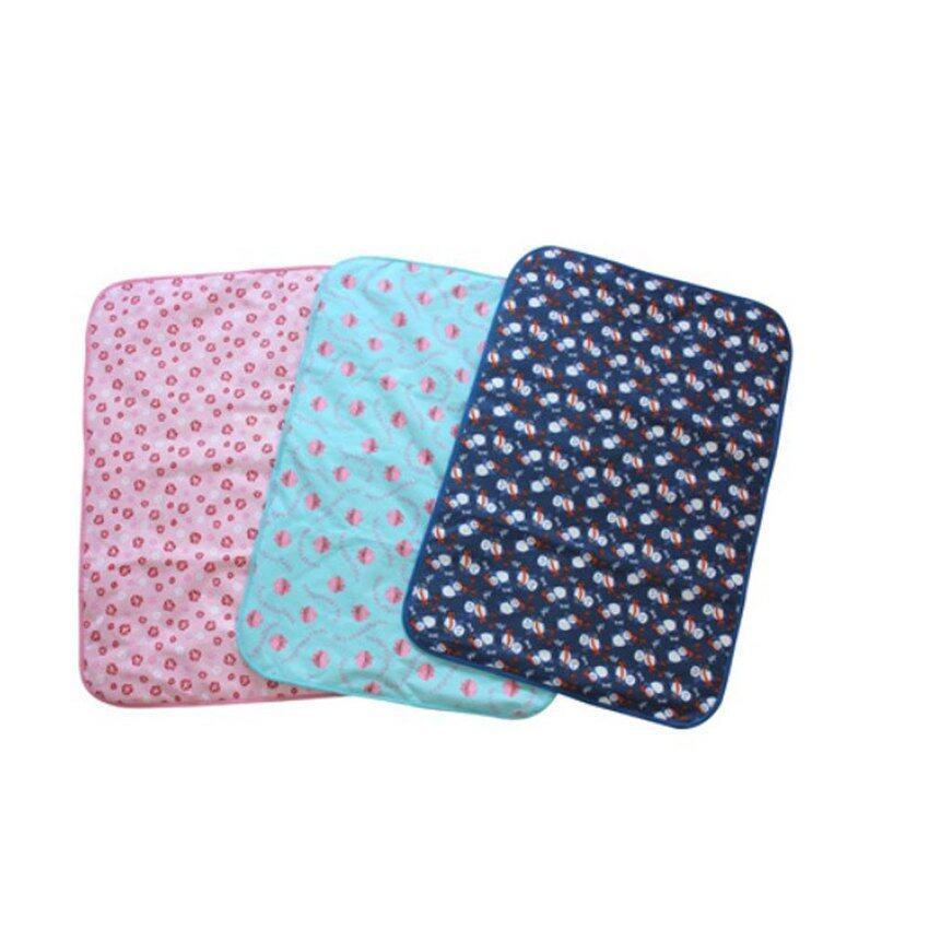 Baby Infant Reusable Cotton Cloth Waterproof Urinal Padcover Mat Mattress Pad,Small Size (Intl) - intl