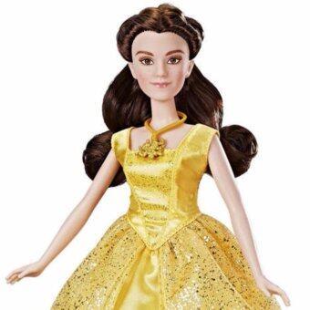 ตุ๊กตาเจ้าหญิงดิสนีย์ Beauty and the beast - มีเสียง ร้องเพลงได้ - Disney Doll - Enchanted Melodies Belle Doll Brunette (TRU-10815)