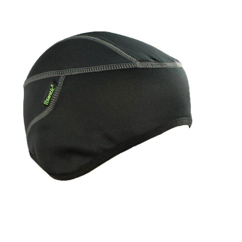 CITOLE Santic Bike Cycling Thermal Fleece Outdoor Skull Hat(Black) - intl ...