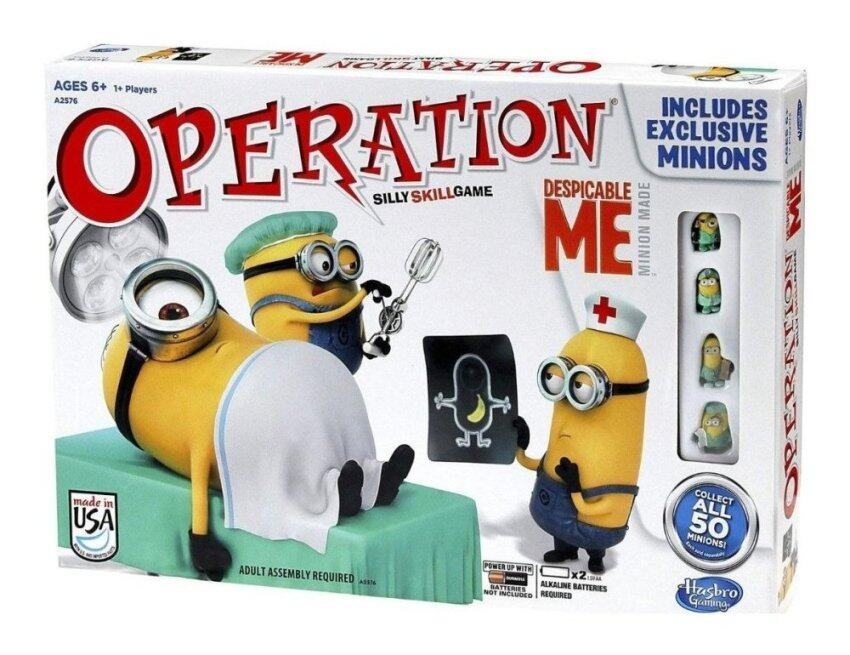 Despicable Me 2 Operation Board Game - intl