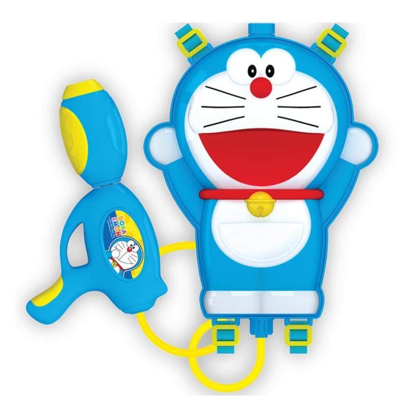 Doraemon ปืนฉีดน้ำเป้การ์ตูน - โดราเอมอน