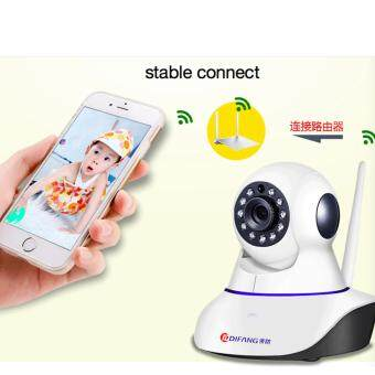 DreamsBrand Monitor + Free 16G Storage TF Card Audio Wireless Baby Monitor - intl