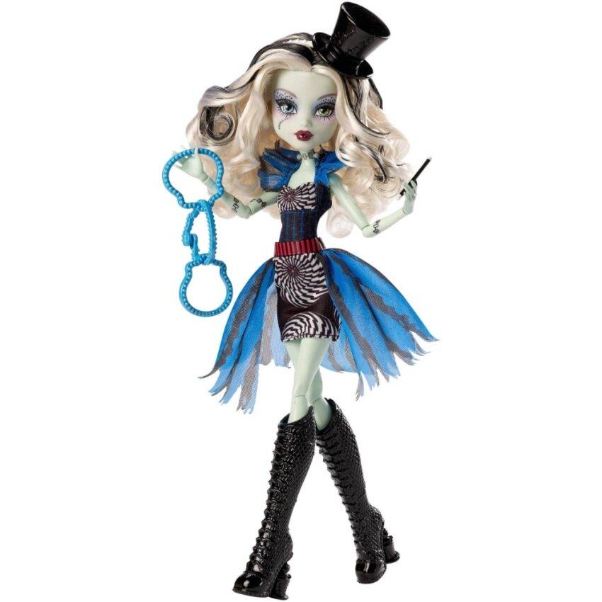 ตุ๊กตาบาร์บี้มอนสเตอร์ไฮ แม่นาง Frankie Stein image