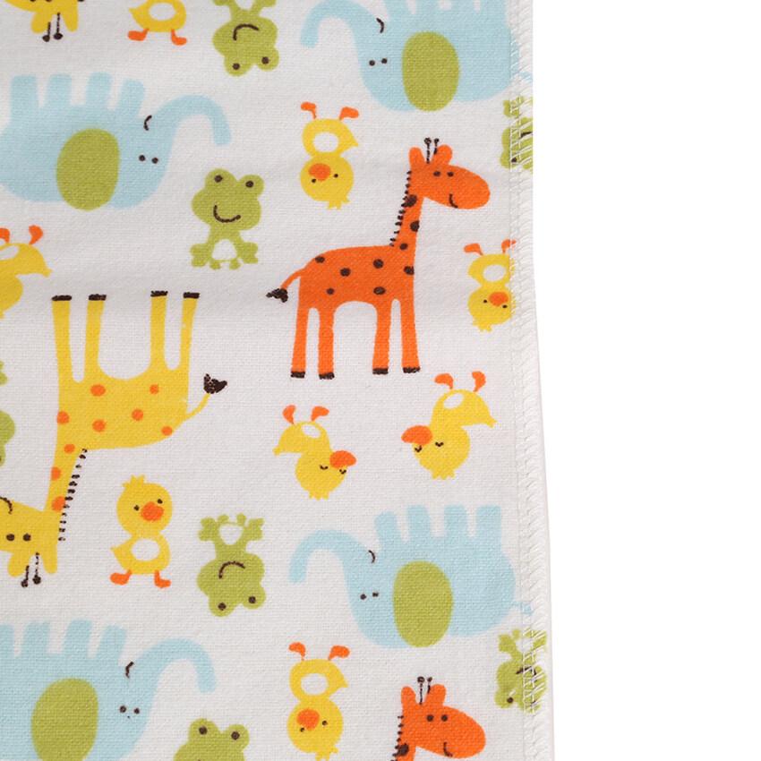 Giraffe Children Baby Large Waterproof Bamboo Fiberchanging Mat Cover Pad Baby Infant Diaper 70X49cm - intl