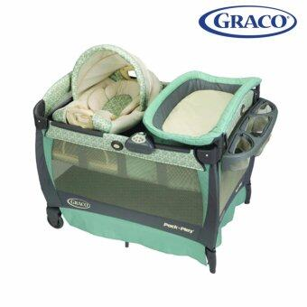 Graco เตียงเด็ก Pack 'N Play With Cuddle Cove - Winslet
