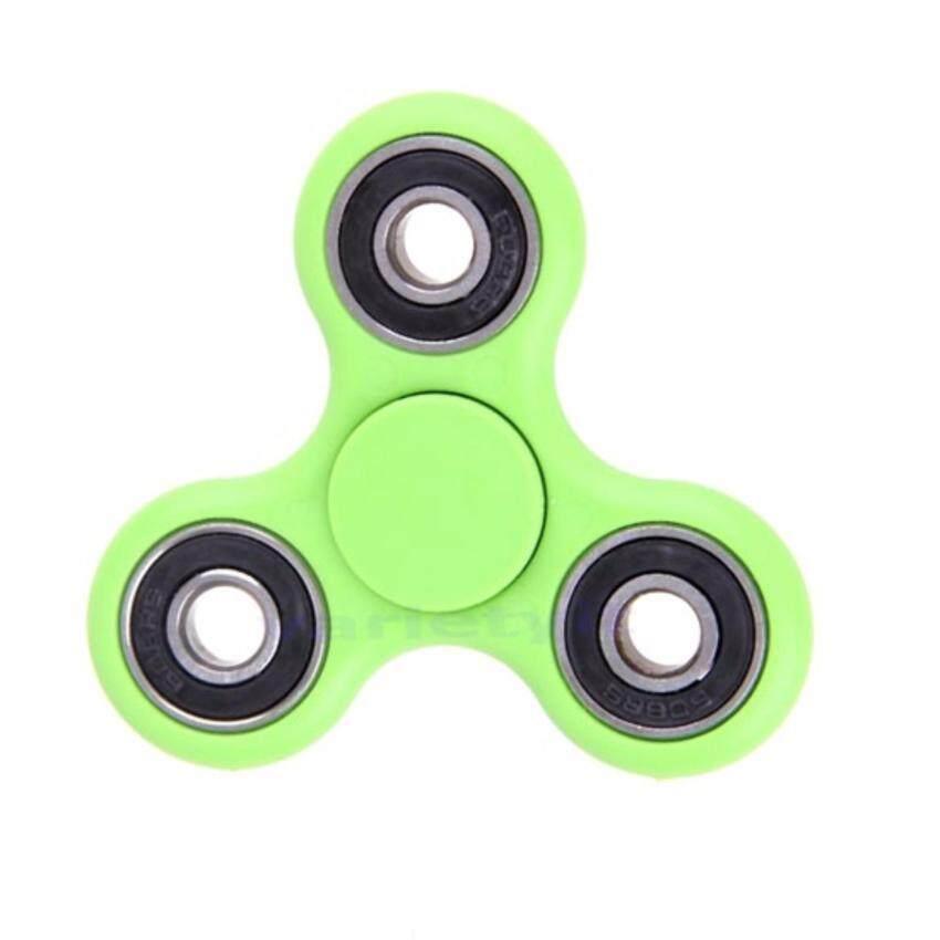แฮนด์สปินเนอร์ Hand Spinner (สีเขียว)