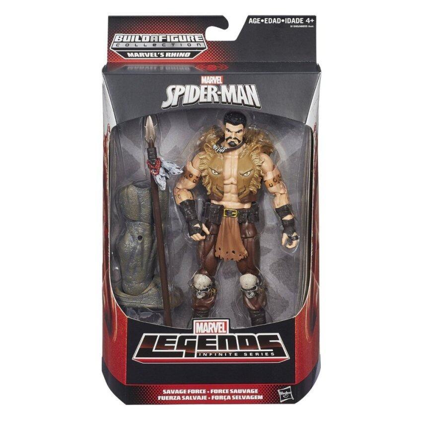 ด่วน Hasbro Marvel Legends Infinite Rhino Series Spider-Man : Kraven ราคาถูก