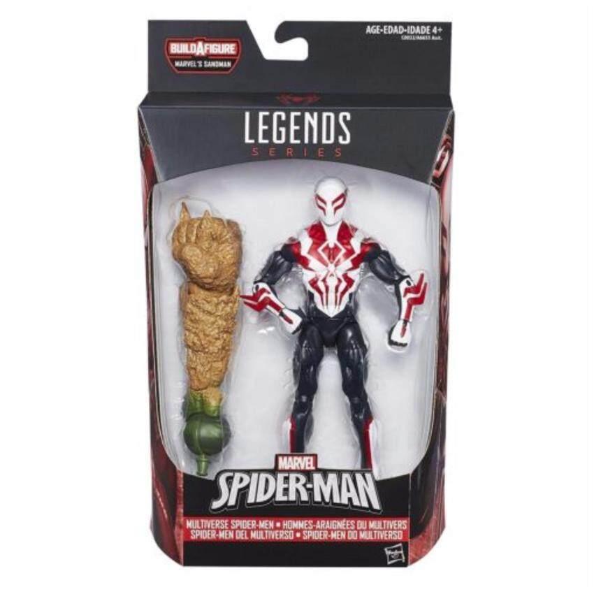 ด่วน Hasbro Marvel Legends Sandman Series : Spider-Man 2099 ลดราคา