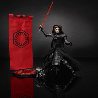 """Hasbro Star Wars Black Series """"Kylo Ren"""" San-Diego Comic-Con Exclusives"""
