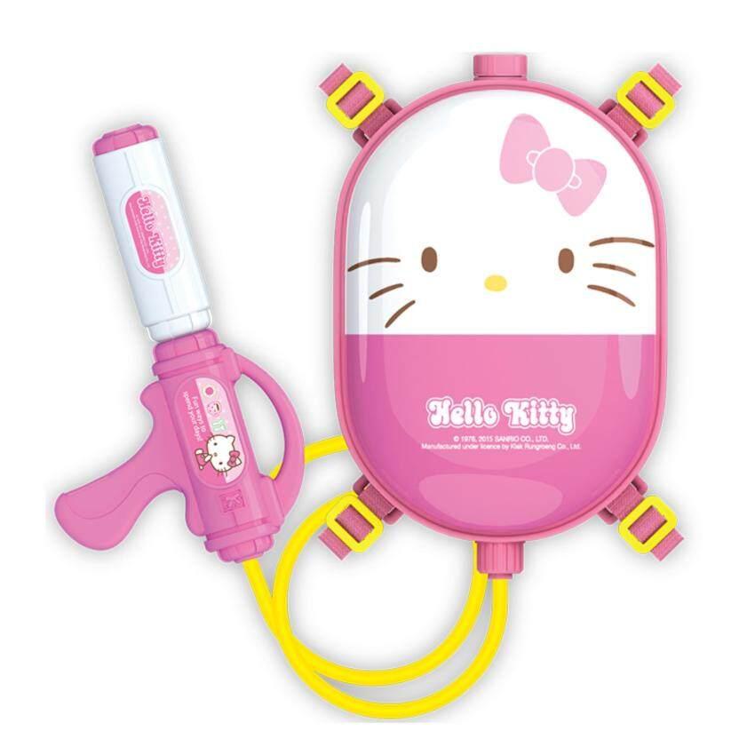 Hello Kitty ปืนฉีดน้ำเป้แคปซุล - คิดตี้
