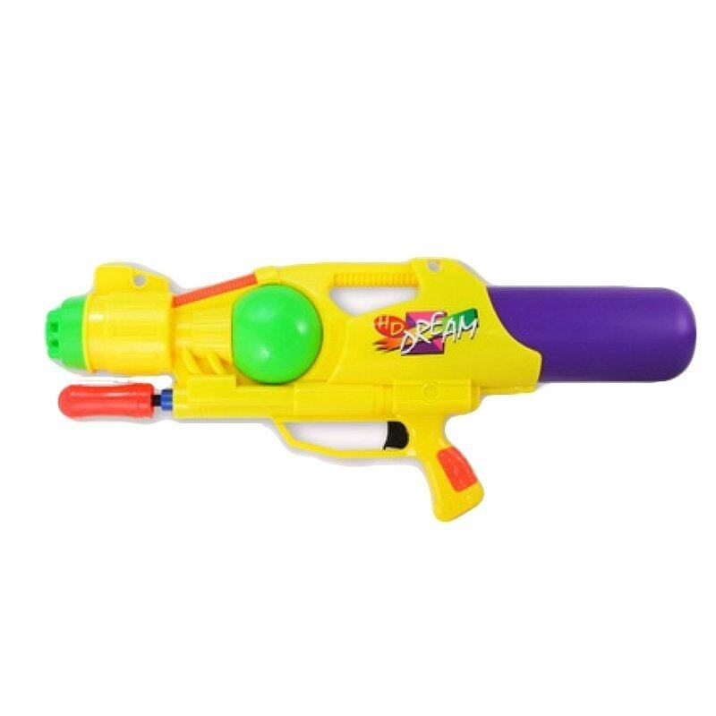 Hellomom ปืนฉีดน้ำอัดแรงดัน26นิ้วWater gun 26 with presure ...