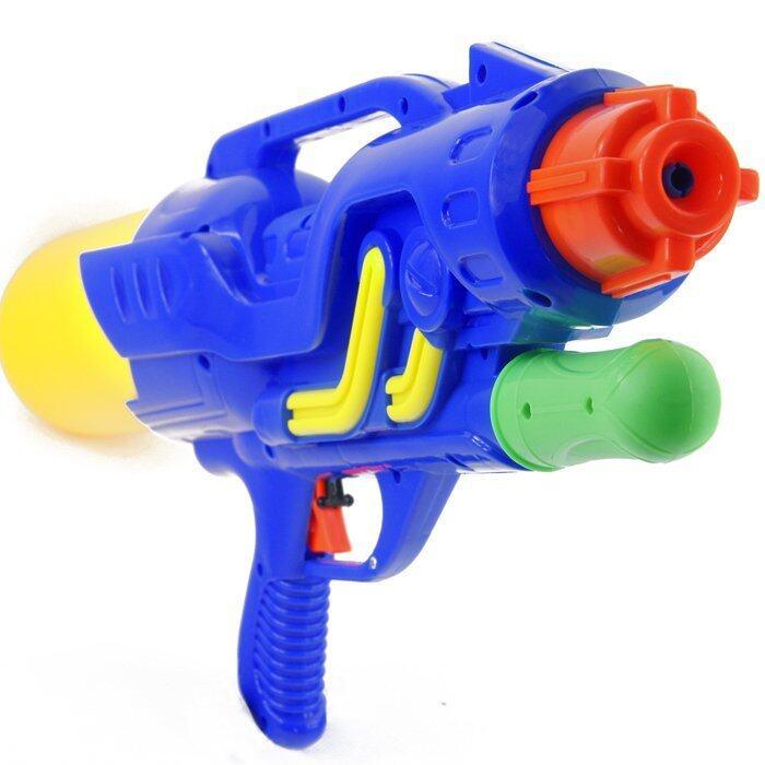 Hellomom ปืนฉีดน้ำอัดแรงดัน 24 นิ้ว Water gun 24 with presure