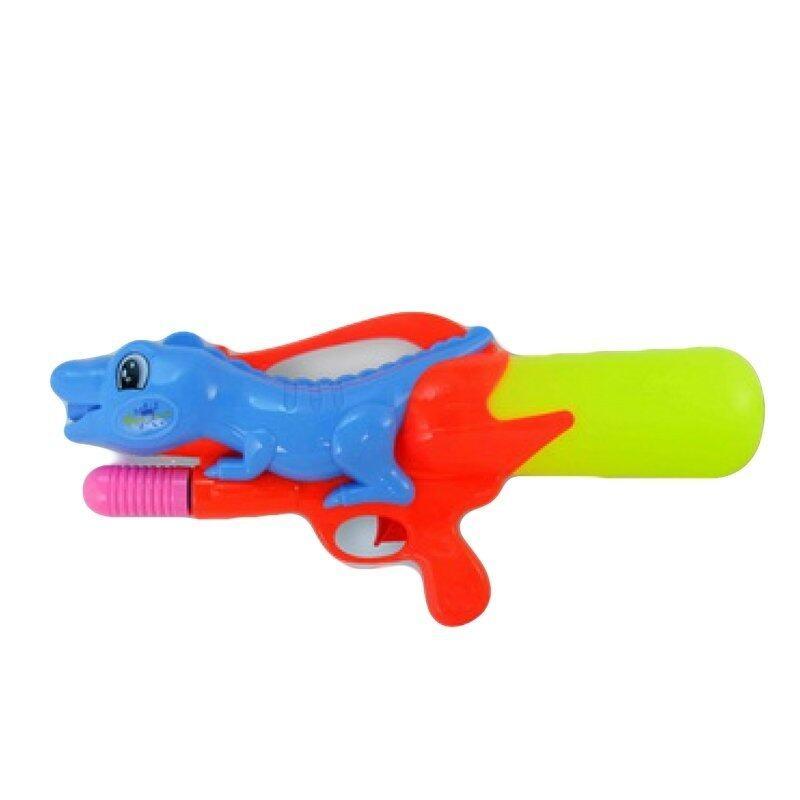 Hellomom ปืนฉีดน้ำไดโนอัดแรงดัน 18 นิ้ว Water gun 18 with presure