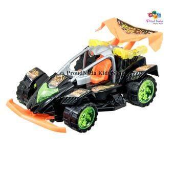 ProudNada Toys ของเล่นเด็กรถทามิย่าใส่ถ่านชนถอย QING YUAN TOP RACING NO.005B