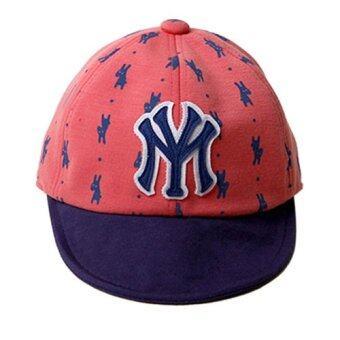 Baby Touch หมวกเด็ก แก๊ปเบสบอล (แดง) (image 0)