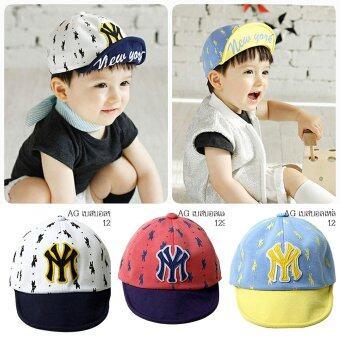 Baby Touch หมวกเด็ก แก๊ปเบสบอล (แดง) (image 1)