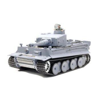 Babybearonline รถถังบังคับวิทยุ สเกล 1/16 รุ่น German Tiger 1